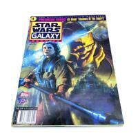 Star Wars Galaxy Magazine Australian Rare Shadow of the Empire Official (C) 1996