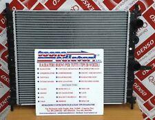 Radiatore Fiat Bravo 1.4 / 1.6 Benzina +AC dal '99 al '02 NUOVO Impianto Valeo
