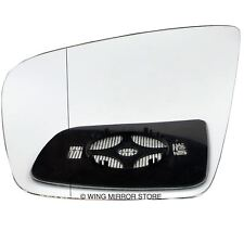Left side for Mercedes Benz Viano 10-14 Wide Angle heated wing mirror glass