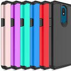 For LG K40,K30 2019,K30 2020,Journey LTE Case Shockproof Cover/Screen Protector