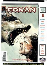 Conan Wolves In The Woods #15-16-17 Apr 2005 Comic. #41808/09/10D4