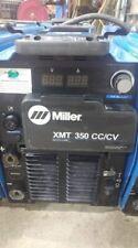 4 Miller Xmt 350 Cccv Multiprocess Welder 2012 2011 Years