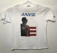 JAY Z 2009 Fall Tour Canadian Dates T Shirt Concert Rap Hip Hop 3XL XXXL