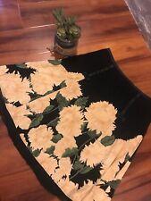 Anthropologie Velvet Skirt Size 8 Vintage