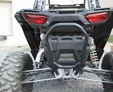 new black rear bumper bull bar guard fits 2014 -18 Polaris RZR 1000