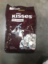 Hershey's Kisses Milk Chocolate 2 Bulk Bags 7 lbs Pounds Fresh -  FREE SHIPPING