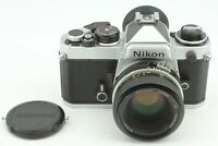 【NEAR MINT】Nikon FE SLR Film Camera w/NIKKOR Ai-s 50mm f/1.8 Lens FromJAPAN #748