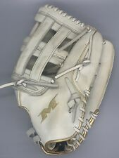 Miken Pro Series Slowpitch Softball Glove 14 Inch White -- Must See!!