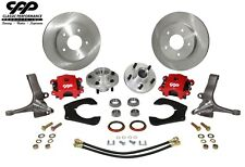 Mustang Ii Ifs Complete Modular Stock Spindle Disc Brake Kit 5 X 5 Gm Lug Fits 1939 Ford