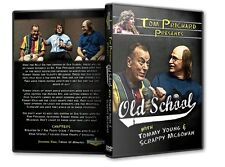 Old School w/ Tom Prichard, Tommy Young & Scrappy McGowan DVD, NWA Wrestling WCW