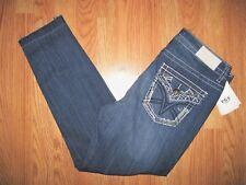 VGS by Vigoss Jeans Skinny Unhemmed Women's Jeans Size 10