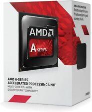 CPU y procesadores AMD 2 núcleos