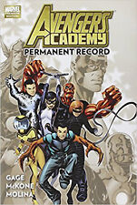 Avengers Academy Vol.1: Permanent Record, Christos Gage, Excellent Book