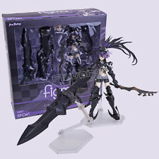 INSANE BLACK ROCK SHOOTER - BLACK ROCK SHOOTER FIGURE 16cm - FIGMA SP041 REPLICA