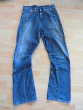 G-Star  -A. Crotch - W31 / L34 - lässiger Schnitt, dezenter bootcut, twisted .