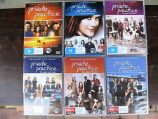 Private Practice - Complete Series 1-6 DVD Set Collection - VGC+