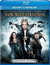 Snow White and the Huntsman: Blu-ray + Digital HD [ Extended Edition ] New