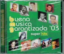 Buena Musica Garantizada  03 SUPER HITS    BRAND NEW SEALED  CD