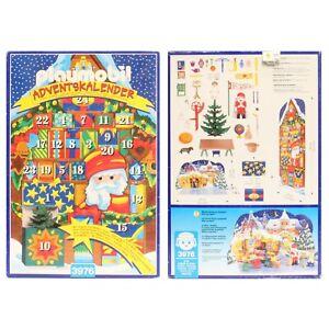 Playmobil 3976 Adventskalender Weihnachtsmarkt Engelchen 1999