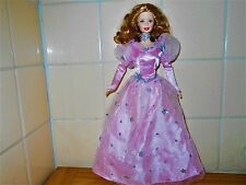 1999 Glinda The Good Witch Wizard Of Oz Talking Barbie Shoes Original Dress Sale