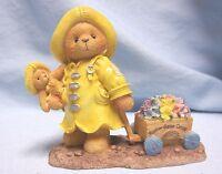 CHERISHED TEDDIES Collectible Figurine 1997 JOYCE (302767)  Plant a Rainbow A-1
