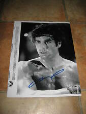 Autographe John Travolta - Staying Alive - signed in person