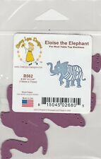 Cheery / Lynn/ Metal / Cutting Die / B562 / Eloise the Elephant / Happy