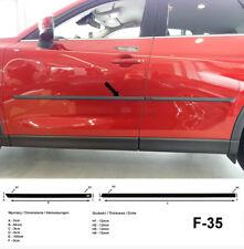 Seitenschutzleisten schwarz für Mazda CX-5 II SUV 2. Gen. Typ KF ab Bj. 05.2017-