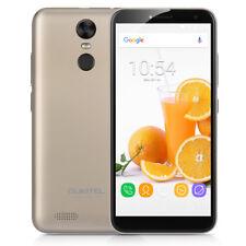 "2+16GB OUKITEL C8 Smartphone Android7.0 QuadCore 5.5"" Handy 2*SIM 3000mAh Gold"