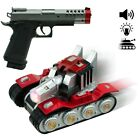Bump and go RC car Army Tank with Gun Vehicle Perfect Gift for Boys and Girls