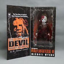 #s1~ Living Dead Dolls Presents Rob Zombie Halloween 2 Michael Myers action figu