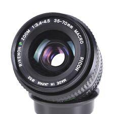 Pentax-K Ricoh Rikenon 35-70 mm 1:3,4-4,5  adaptierbar an digital