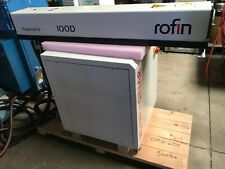 Rofin Sinar Powerline Rsy 100 D 100 Watt Engraver Marker Ndyag Diode