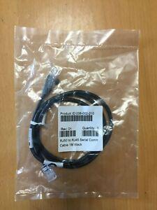RJ50 To RJ45 Serial Comm Cable 1M Black - 038-002-210 / TE DGN 1634