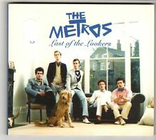(GN123) The Metros, Last Of The Lookers - 2008 CD