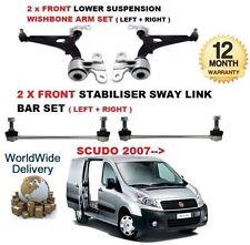 PER FIAT SCUDO 2007- > 2x FORCELLA ANT BRACCIO + 2X