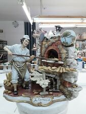 "Capodimonte porcelain "" The Bakers Baker """