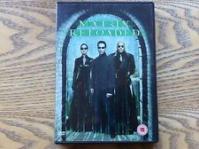 Matrix Reloaded Dvd! Look At My Other Dvds!