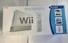 SEALED & NEW Nintendo Wii Console Special Value Edition Wii Sports / Resort