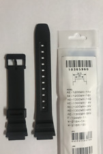 Casio Original  Band  AE-1200 AE-1300 F-108 W-216H Black Strap AE1200 W216  F108