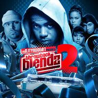 DJ TY BOOGIE - THROWBACK BLENDZ PT. 2  (MIX CD) CLASSIC R&B and HIP-HOP REMIXES