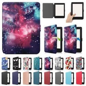 For KOBO NIA 2020 6 inch Tablet Smart Sleep Wake PU Leather Ulta Thin Case Cover
