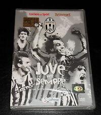 CALCIO: DVD JUVE PER SEMPRE 1978/1985 Campioni del Mondo *NUOVO/SIGILLATO*