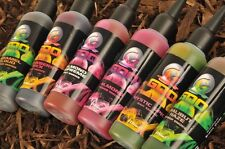Korda NEW Goo Power & Bait Smoke Carp Fishing Glug Liquid Additive *All Types*