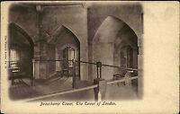 London England AK ~1910 Wrench Series Beauchamp Tower Turm Gefängnis Tudor