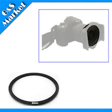 Square Filter 82mm Adaptor Ring for Cokin P Series