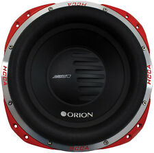 "NEW! Orion HCCA152SPL 15"" Woofer Dual Voice Coil 5000W RMS/20000W PEAK POWER"