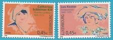Luxemburg aus 2003 ** postfrisch MiNr.1599-1600 - Bedeutende Frauen!   TOP!!!