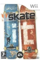 Skate It Nintendo Wii Video Game 🇬🇧UK Pal With Manual Excellent Condition