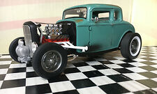 ACME 1932 Ford 5 Window Southern Speed and Marine Rat Rod 1:18 A1805012
